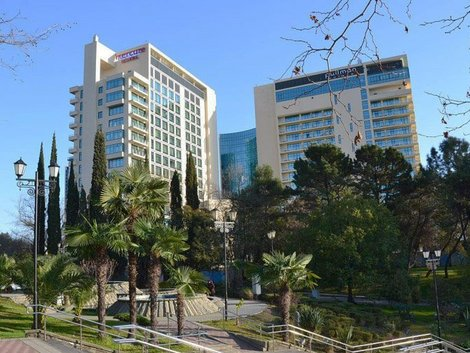 «Mercure Sochi Centre»